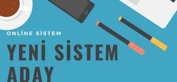 yeni sistem aday öğretmen formları